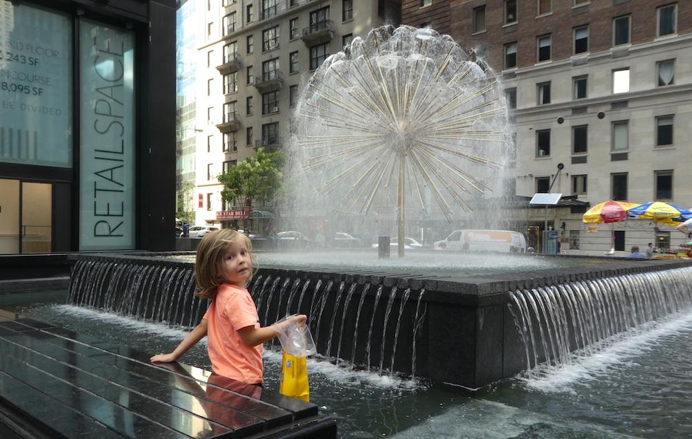 Doen in New York met kinderen - Central Park 01