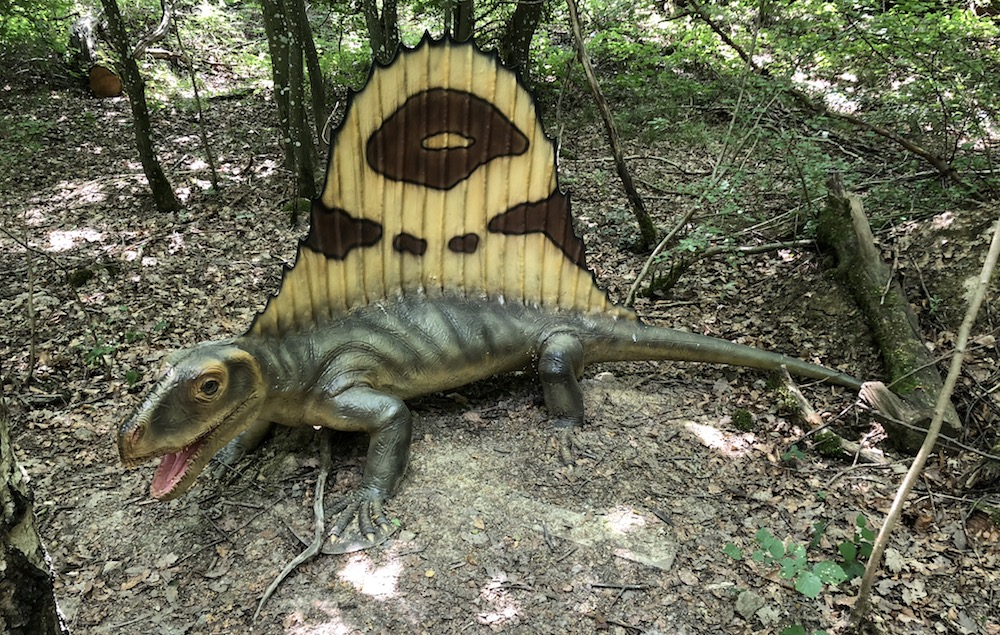 Dinosaurierpark Teufelsschlucht 02