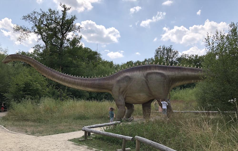 Dinosaurierpark Teufelsschlucht 07