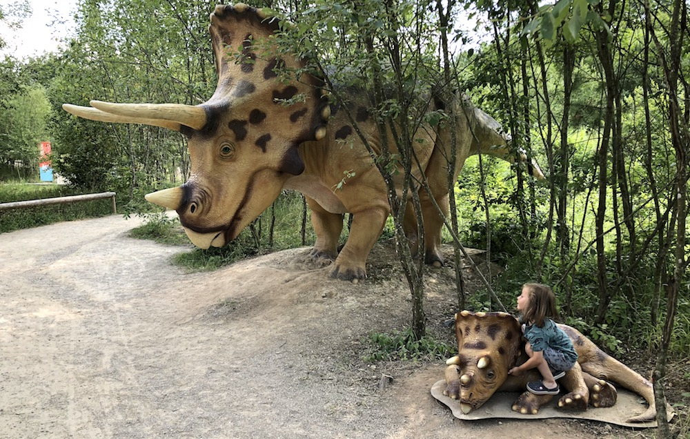 Dinosaurierpark Teufelsschlucht 08