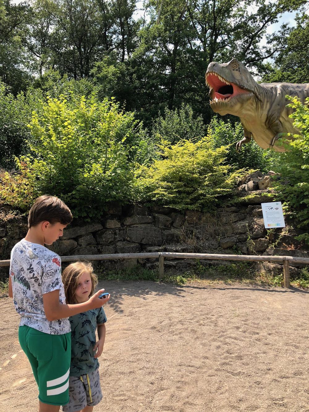 Dinosaurierpark Teufelsschlucht 09