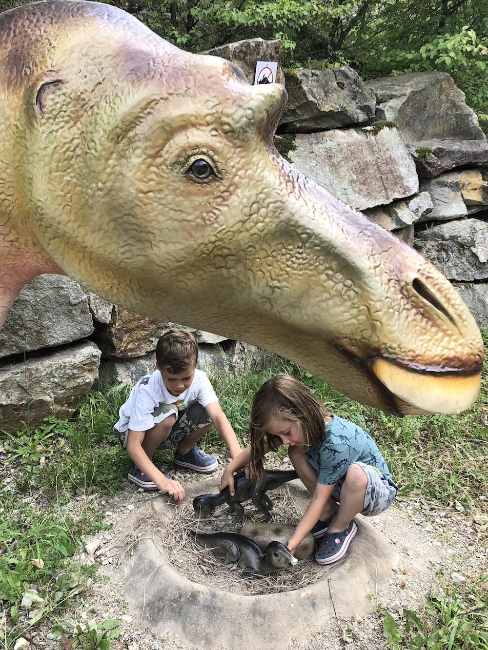 Dinosaurierpark Teufelsschlucht 12