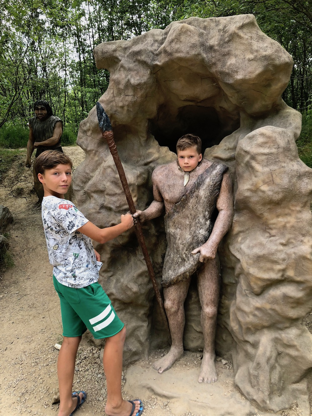 Dinosaurierpark Teufelsschlucht 14
