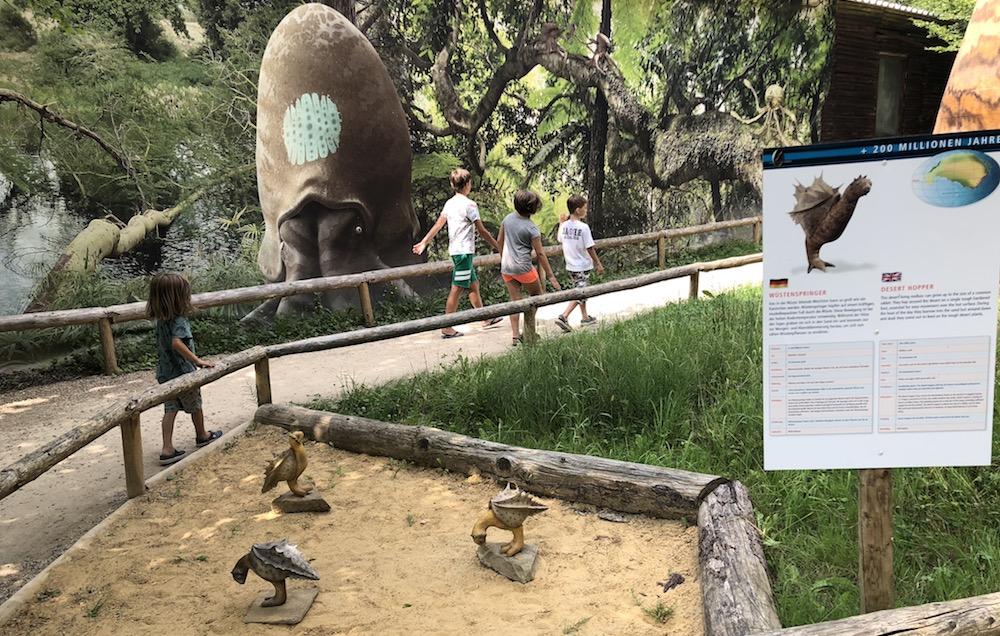 Dinosaurierpark Teufelsschlucht 15