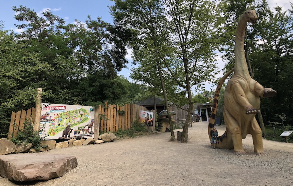 Dinosaurierpark Teufelsschlucht 17