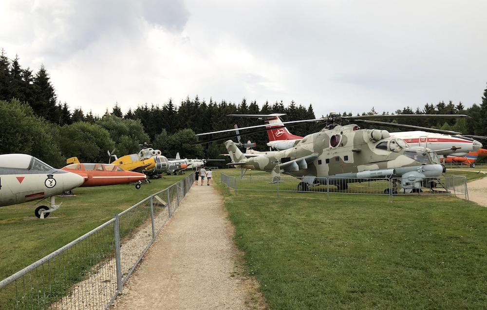 flugausstellung vliegtuigmuseum Hermeskeil 09