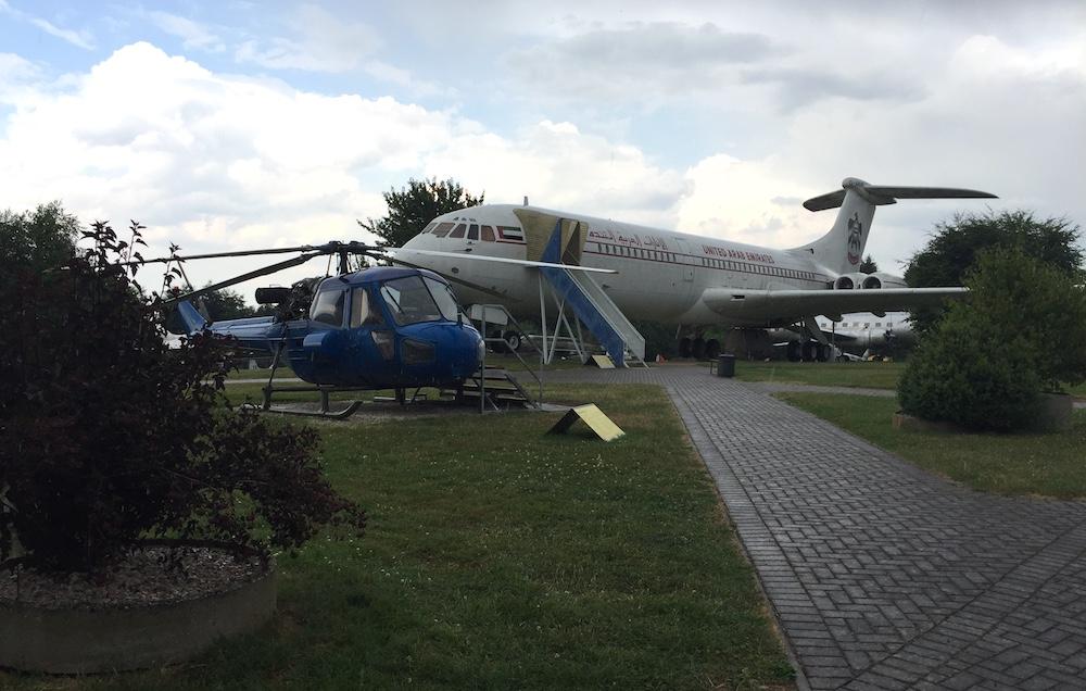 flugausstellung vliegtuigmuseum Hermeskeil 12
