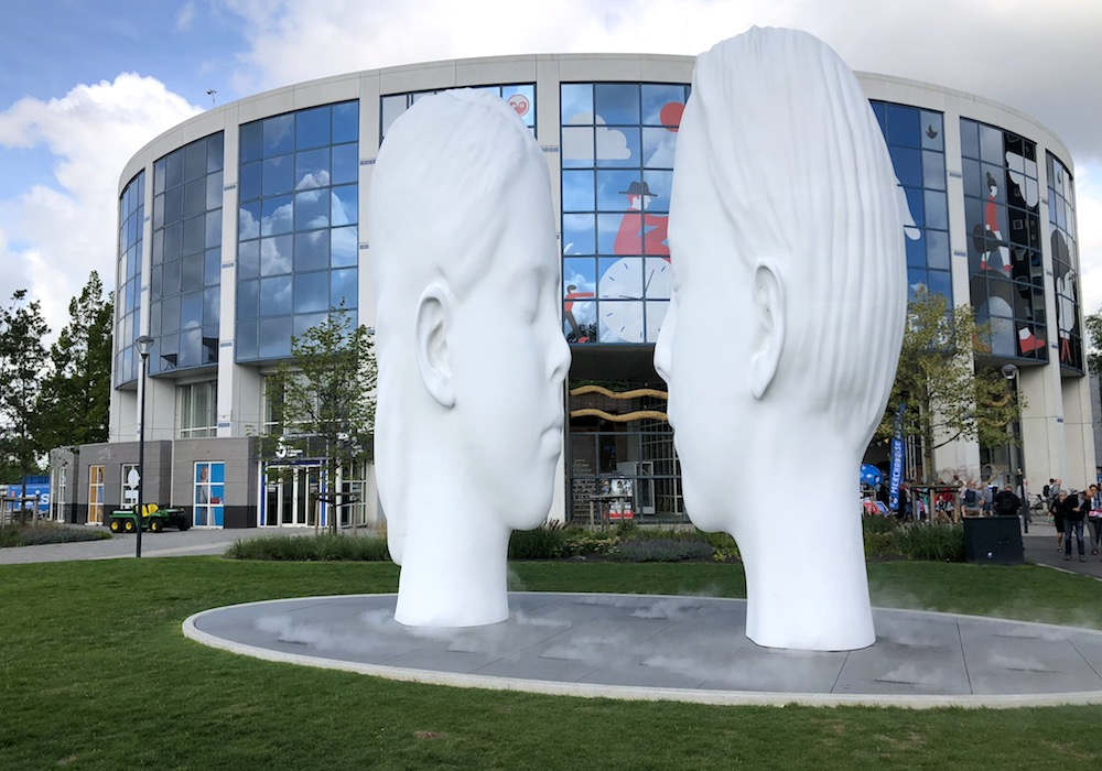 fonteinen in Friesland - Leeuwarden 02