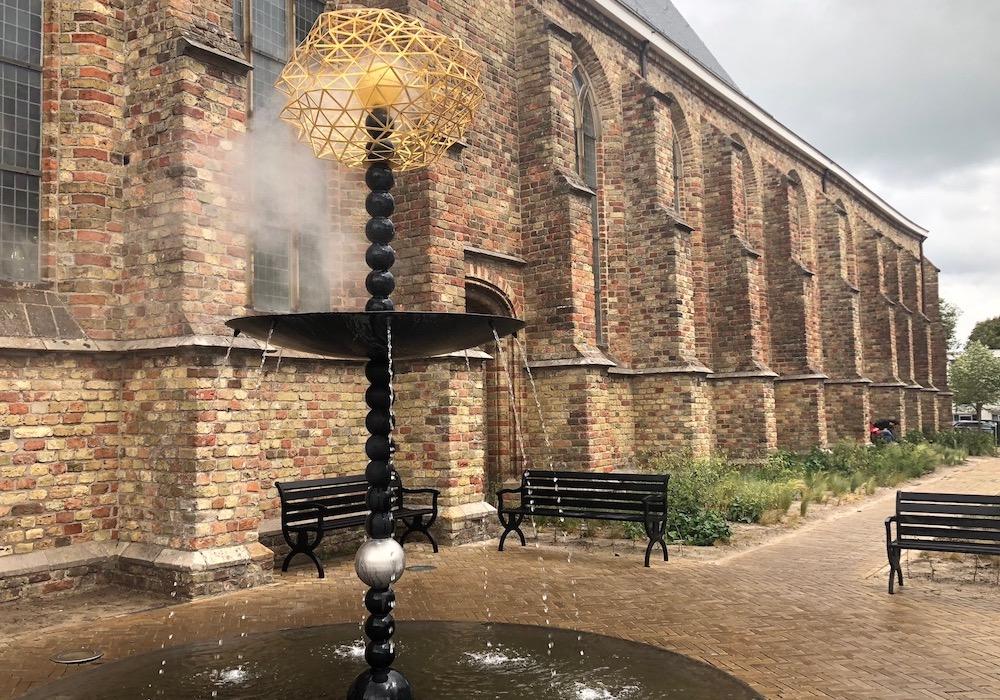 fonteinen in Friesland - Franeker 01