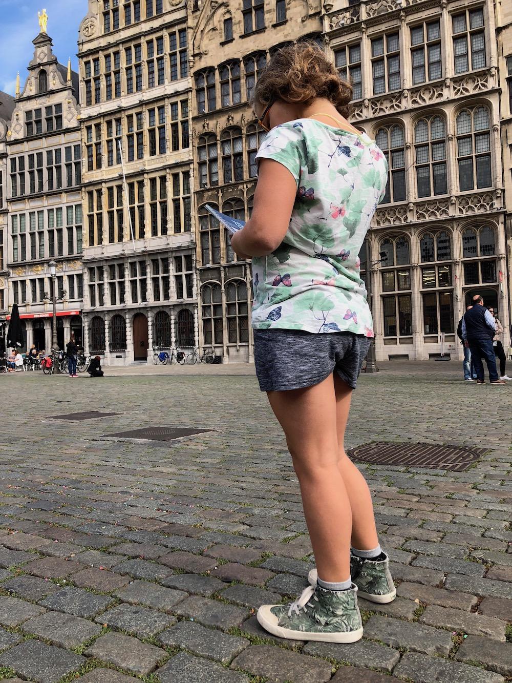 stadswandeling door Antwerpen 05