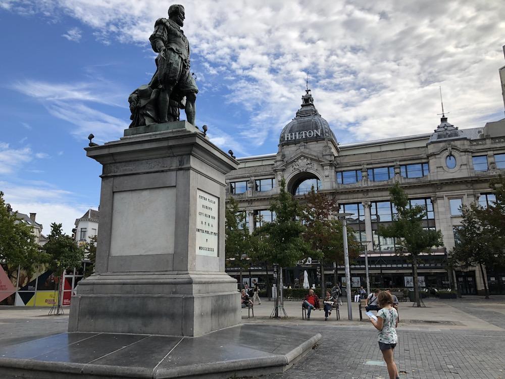 stadswandeling door Antwerpen 08