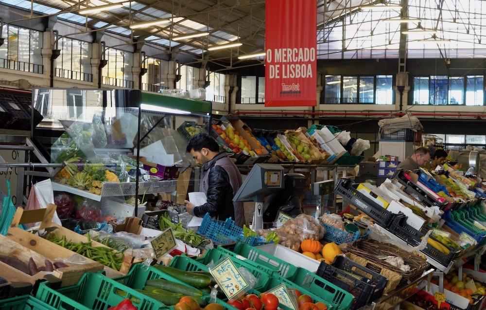 Eten in Lissabon 07