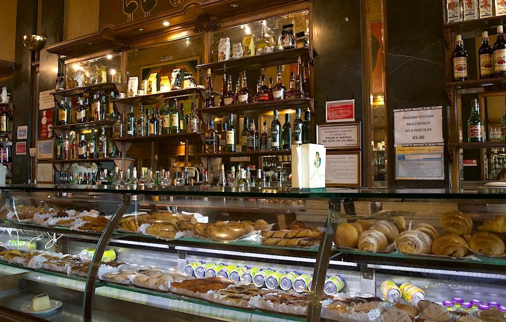 Eten in Lissabon 09