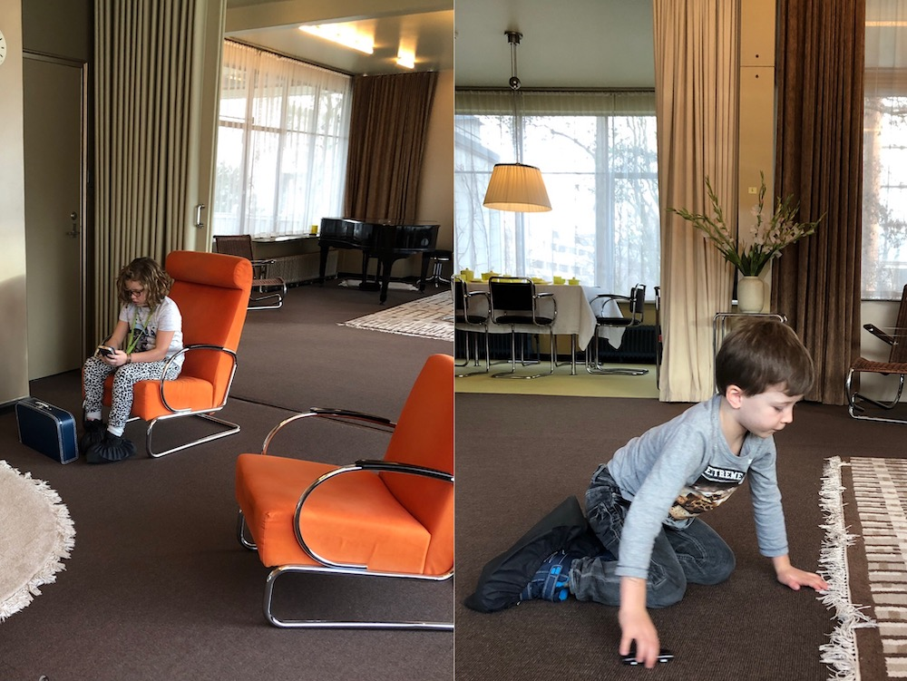 Huis Sonneveld met kinderen 04