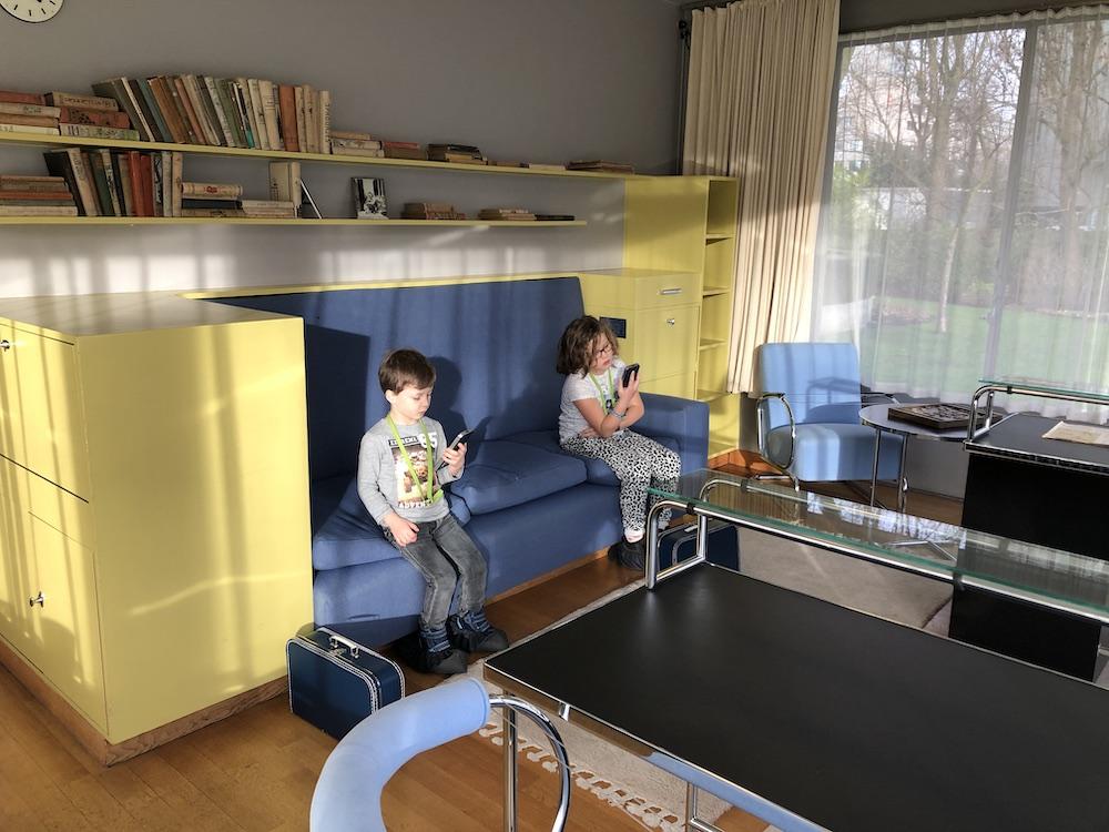 Huis Sonneveld met kinderen 07