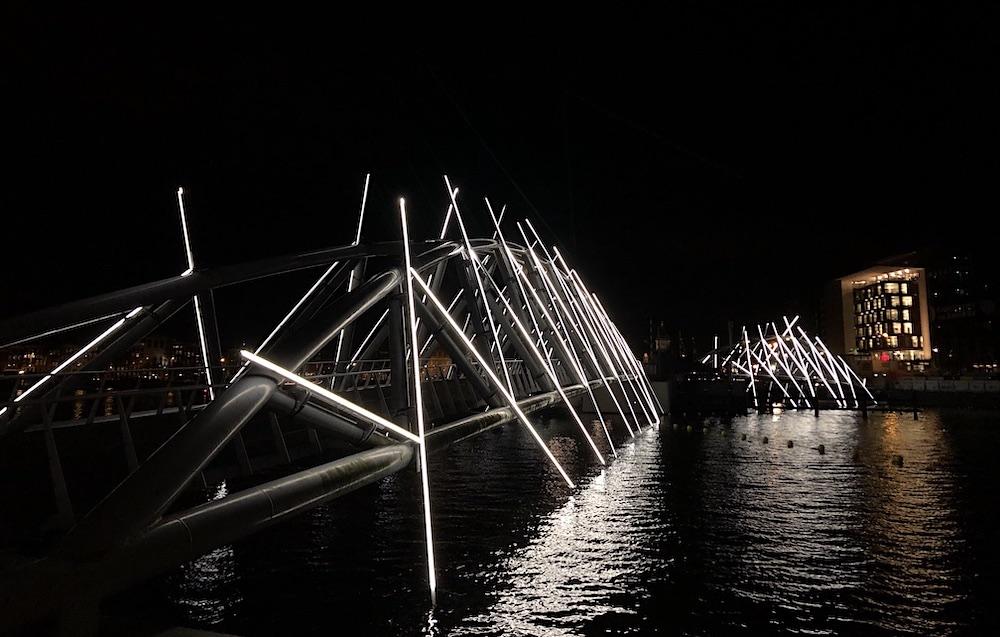 Amsterdam Light Festival wandelroute 03