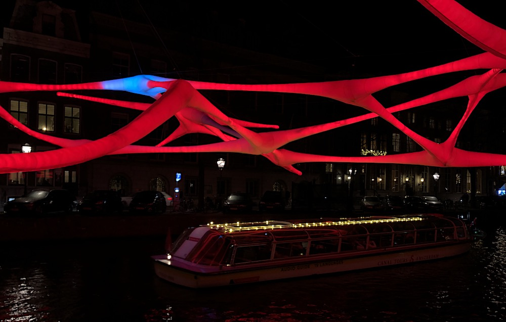 Amsterdam Light Festival 13