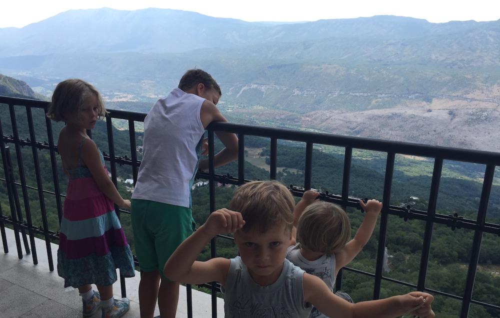 Montenegro met kinderen 10