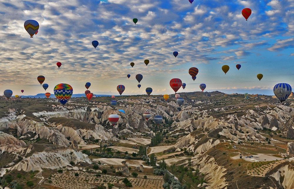 Zien en doen in Turkije 01