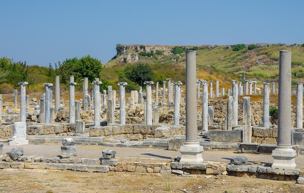 Zien en doen in Turkije 08