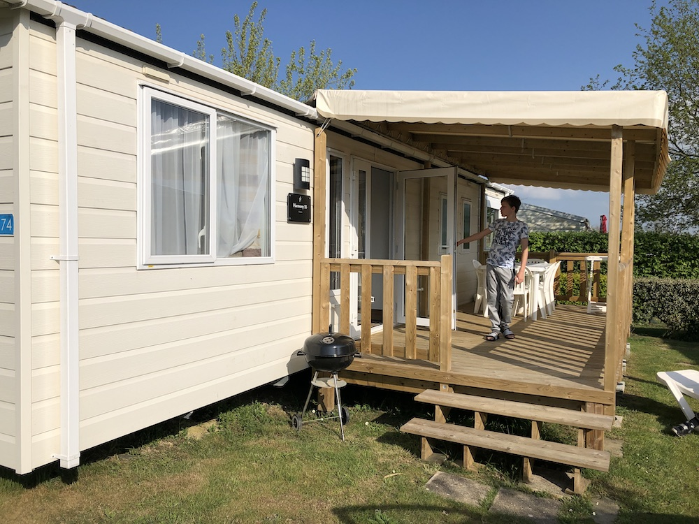 Siblu camping in Normandië 24