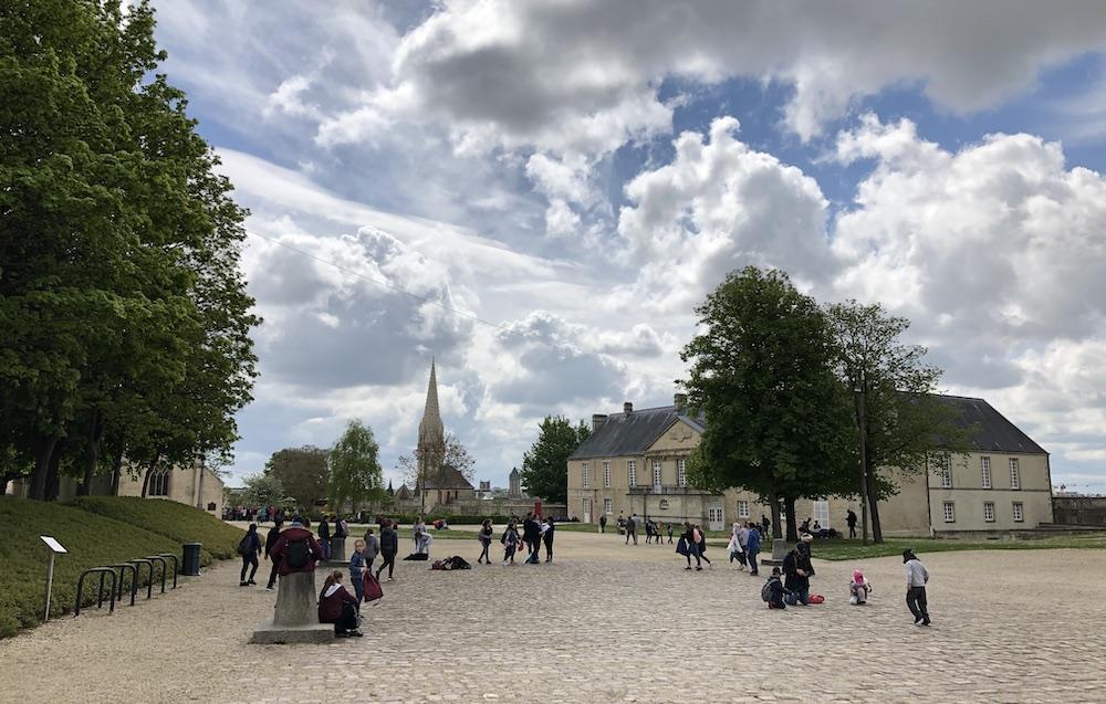 Caen met kinderen 11