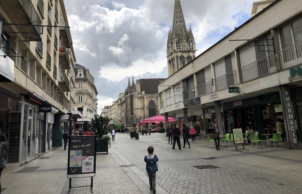 Caen met kinderen 18