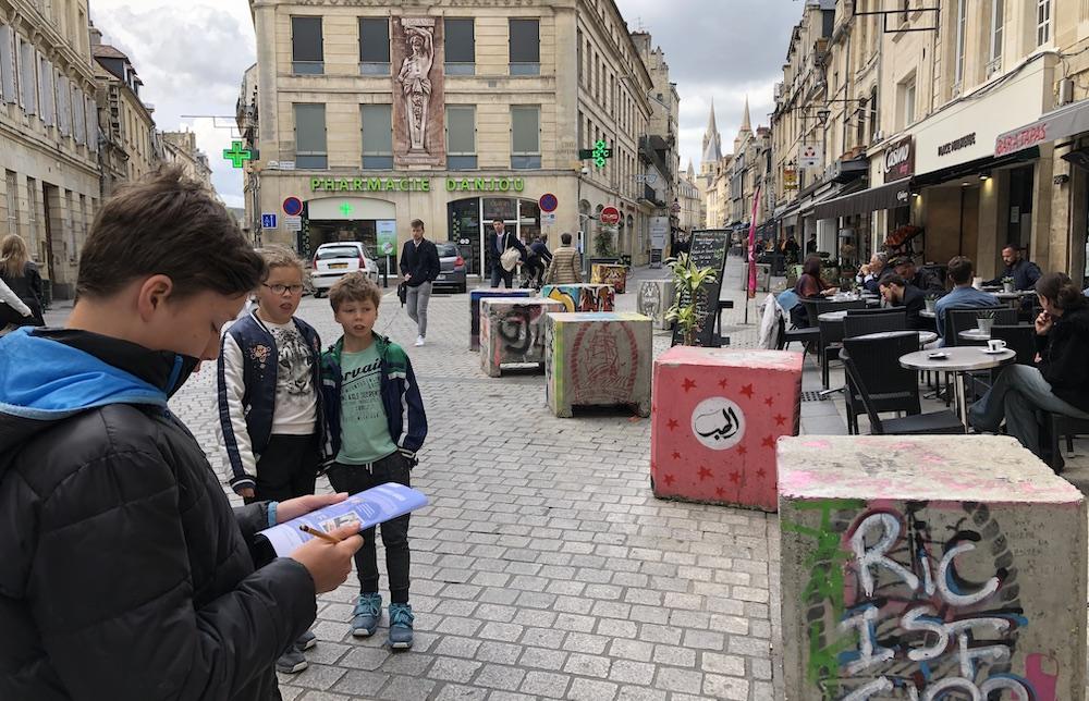 Caen met kinderen 19