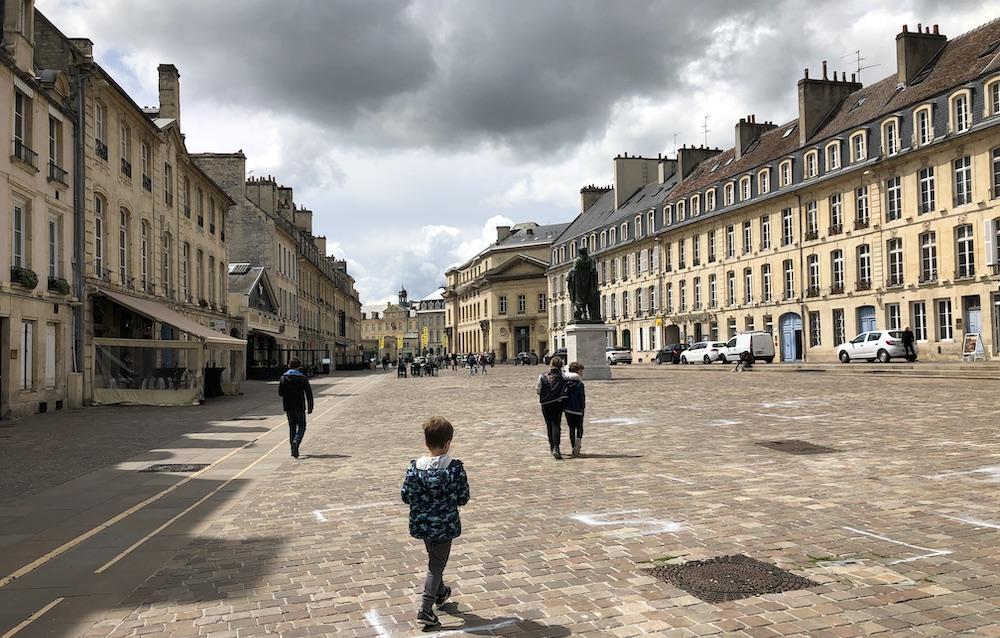 Caen met kinderen 20