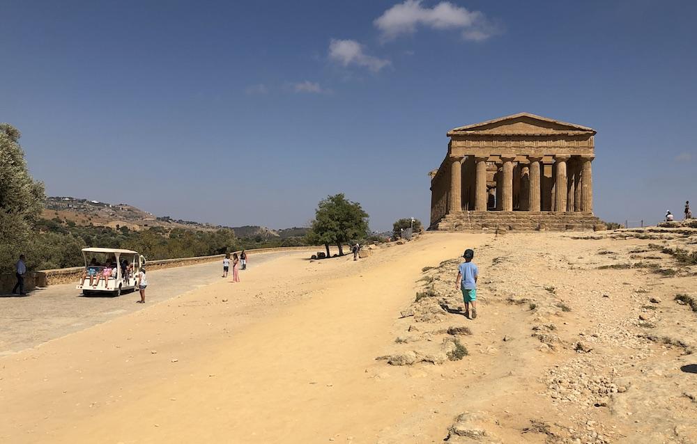 Vallei van de Tempels