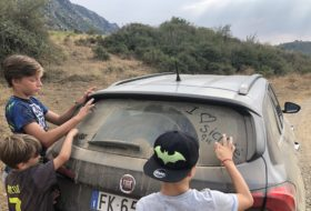 Roadtrip op Sicilië met kinderen