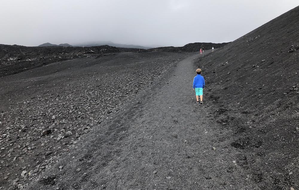 Etna met kinderen 06