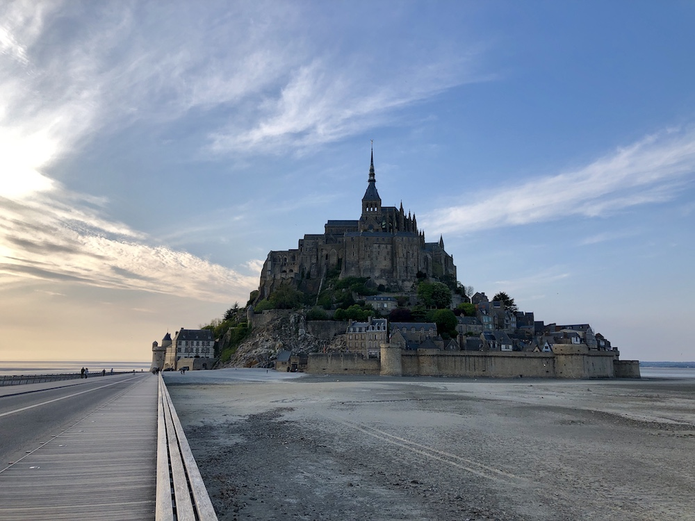 bezoek aan Mont Saint-Michel met kinderen 03