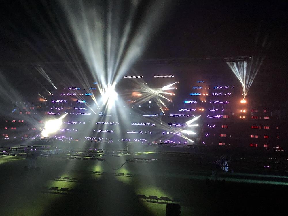 Eerste keer naar Glow Eindhoven 08
