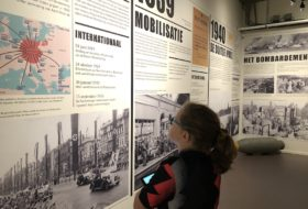 Met kinderen naar Museum 40-45 in Rotterdam 02