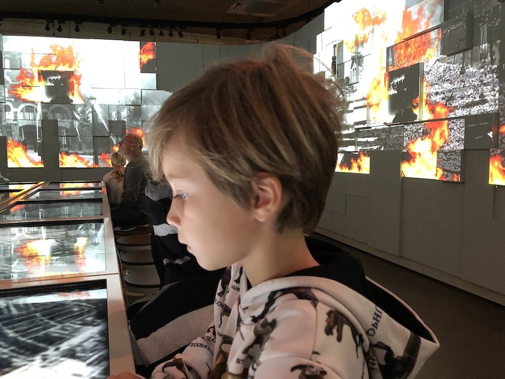 Met kinderen naar Museum 40-45 in Rotterdam 11