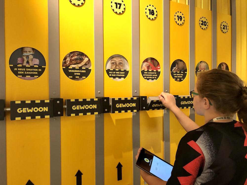 Met kinderen naar Museum 40-45 in Rotterdam 15