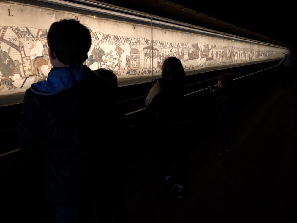 Tapijt van Bayeux 01