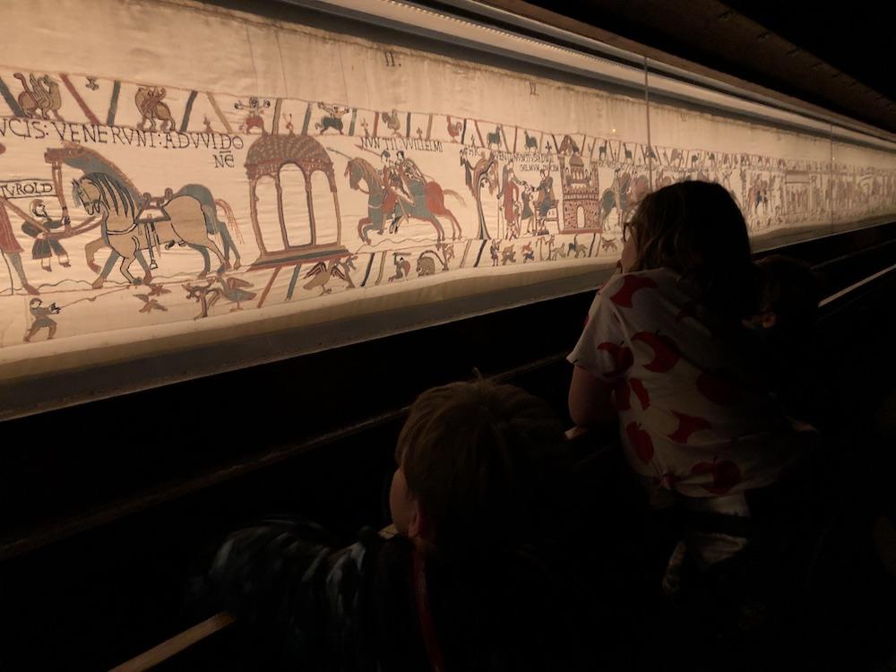 Tapijt van Bayeux 03
