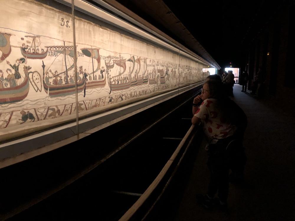 Tapijt van Bayeux 04
