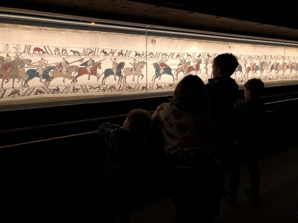 Tapijt van Bayeux 05