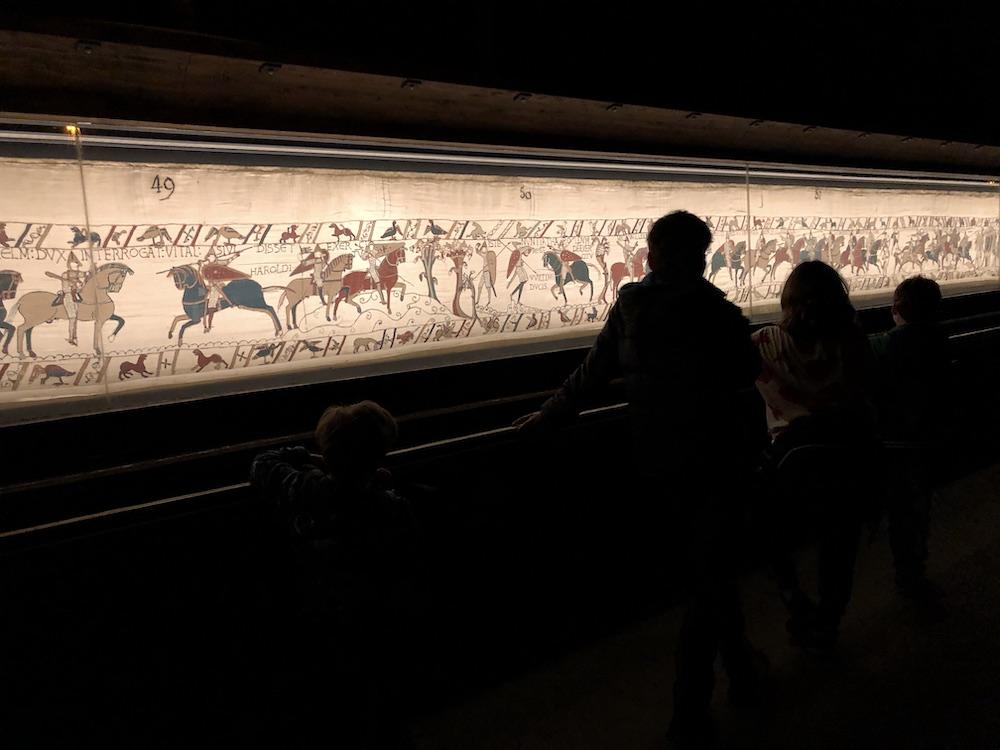 Tapijt van Bayeux 06