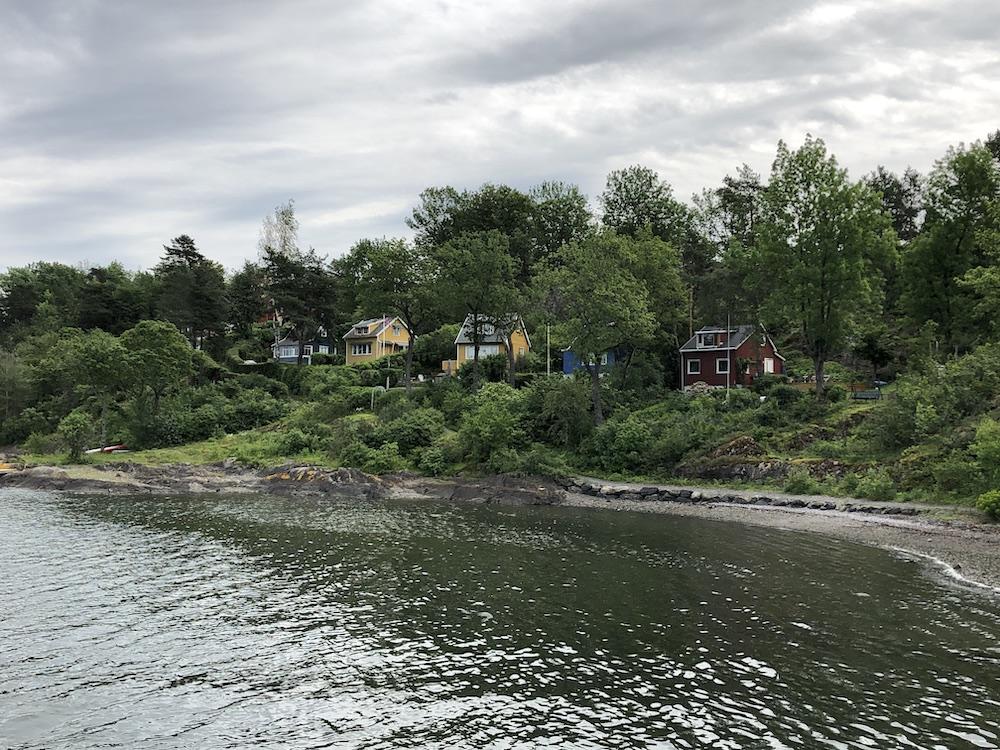 Eilanden in het Oslofjord 03