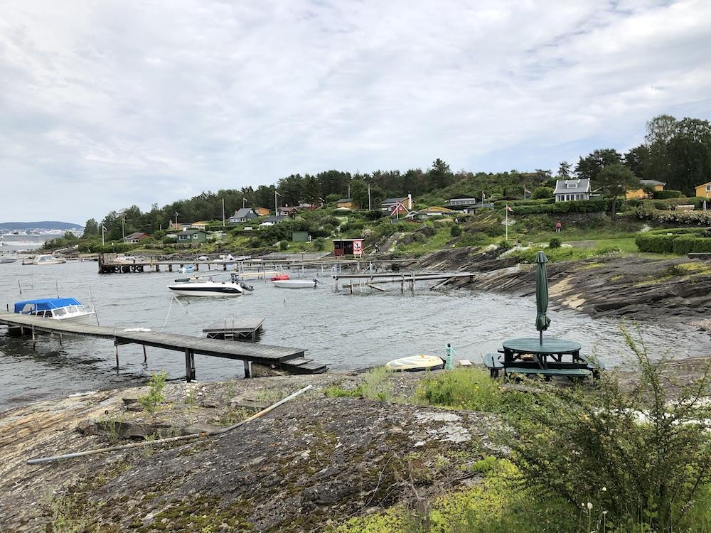 Eilanden in het Oslofjord 05