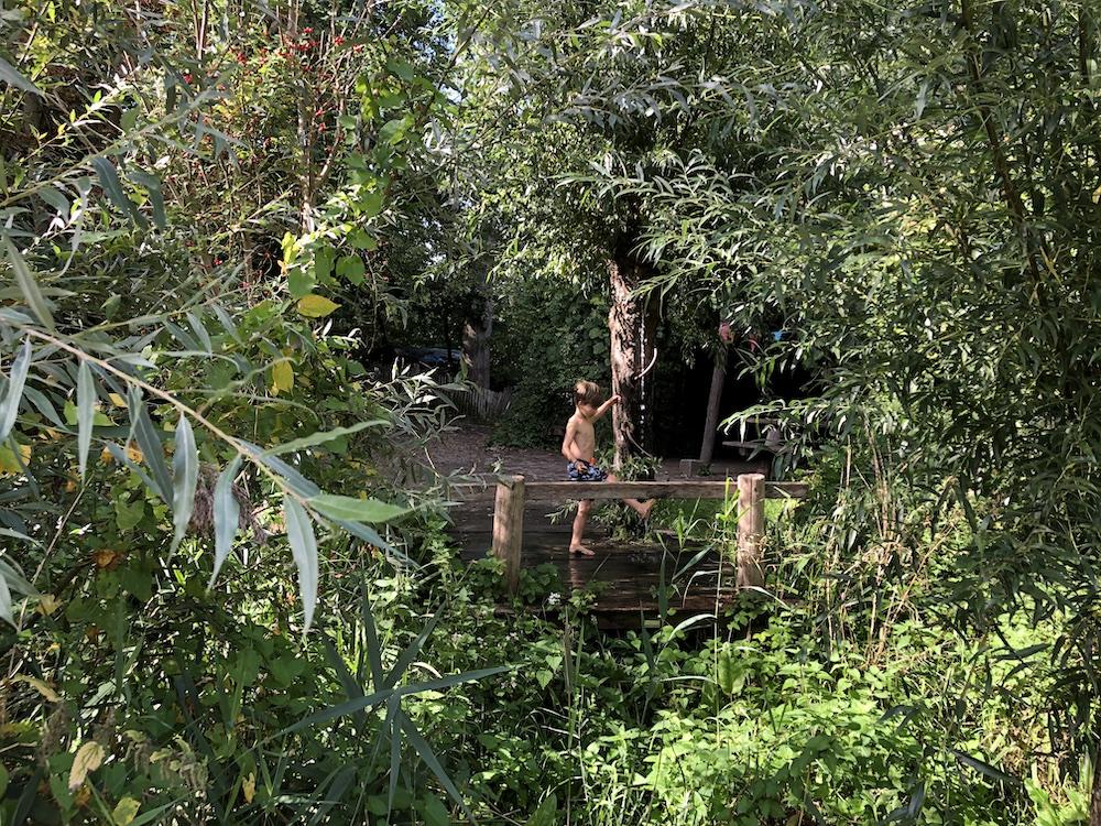 Natuurspeeltuinen in rotterdam en omgeving - Speeldernis