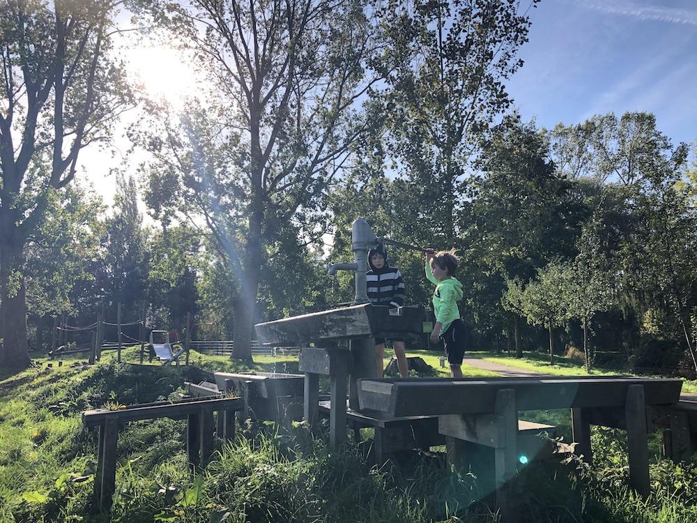 Natuurspeeltuinen in rotterdam en omgeving - Natuurspeeltuin Kethelpoort