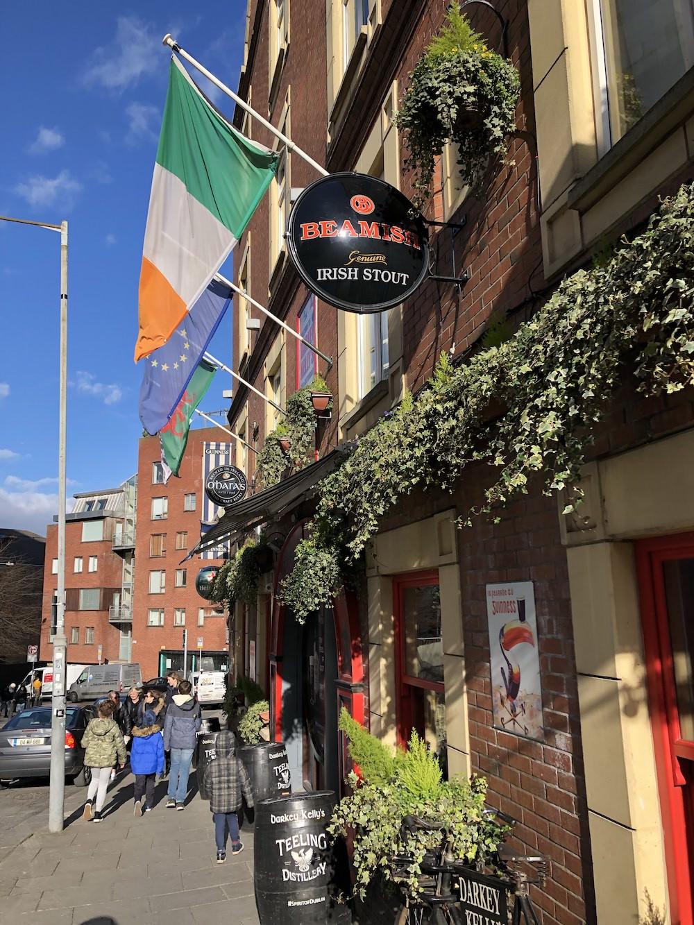 Middag wandelen door Dublin met kinderen 01