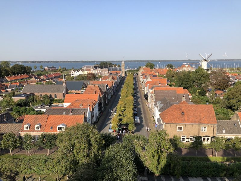 Stadswandeling door vestingstad Willemstad 02