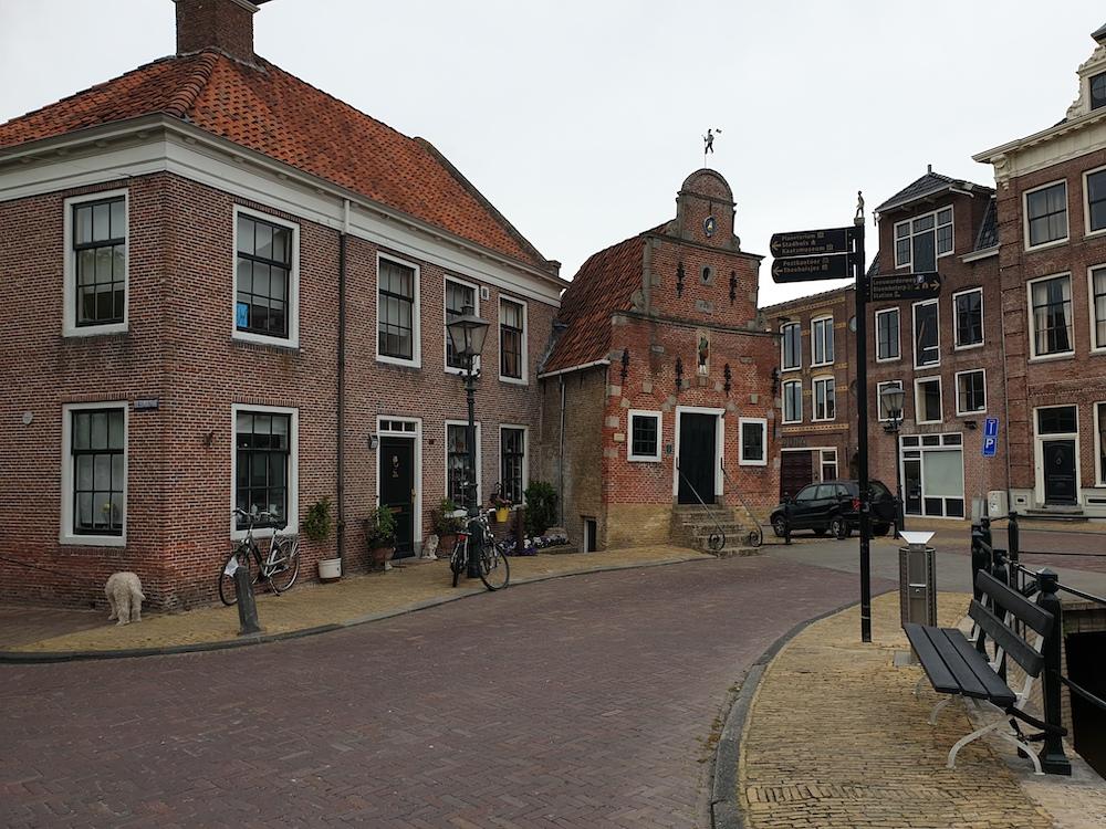 Vestingstad in Nederland - Franeker
