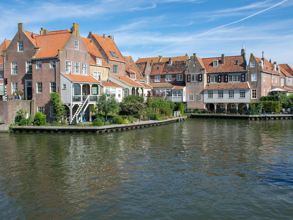 Vestingstad in Nederland - Enkhuizen